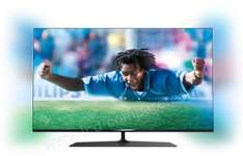 "TV 49"" 4K Philips 49PUS7809, 3D, Ambilight, Smart TV"