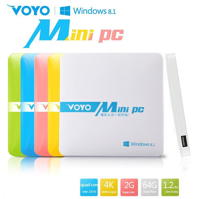 Mini PC Voyo - Windows 8, 64 Go, 2 Go  RAM