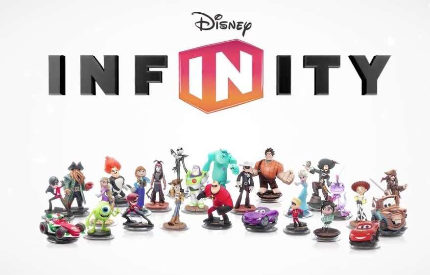 2 Figurines Disney Infinity 2.0 achetées = 1 offerte