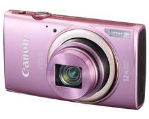 Appareil photo 16 MP - Canon IIxus 265 HS Rose