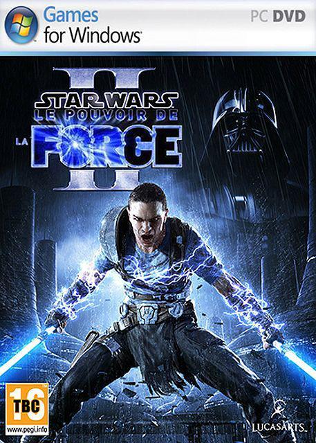 Star Wars - Le pouvoir de la Force II sur PC