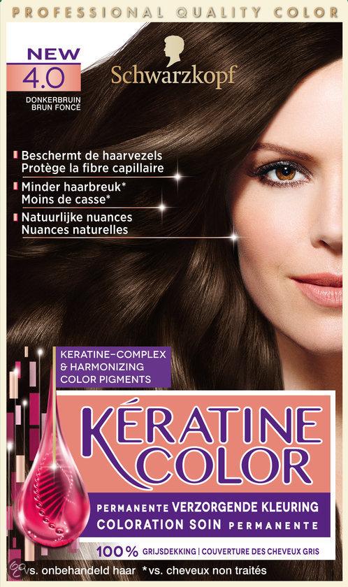 Coloration Keratine Color Schwarzkopf (différentes couleurs disponibles) (avec BDR de 2€)