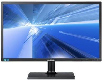 "Ecran PC 23,6"" Samsung S24C200BL - Full HD"
