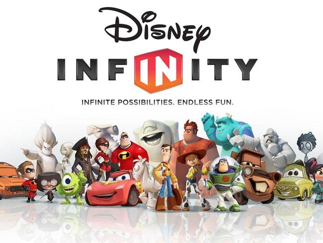 Une figurine Diney infinity achetée = une offerte (parmi une sélection de figurines)