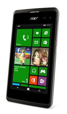Smartphone Acer Liquid M220 - Noir (avec ODR 20€)