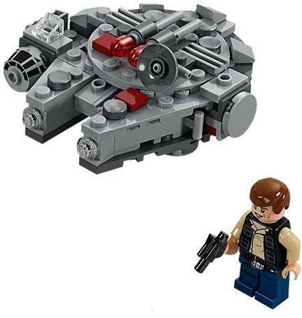 10% de réduction sur les produits Lego Star Wars - Ex : Millennium Falcon