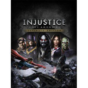 Jeu PC dématérialisé Injustice : les Dieux sont parmi nous - Ultimate Edition