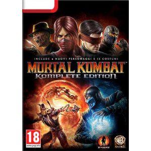 Jeu PC (dématérialisé) Mortal Kombat -  Komplet Edition