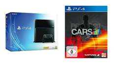 Pack Console Sony PS4 + Project Cars (Précommande)