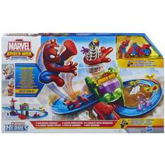Circuit en Folie Spider-man Playskool (3€ ODR)