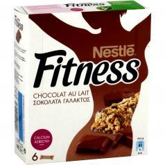 Barres de céréales Fitness (40% sur carte Carrefour + bon de réduction)