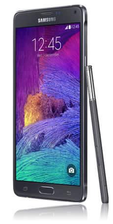Smartphone Samsung Galaxy Note 4 - dépackagé