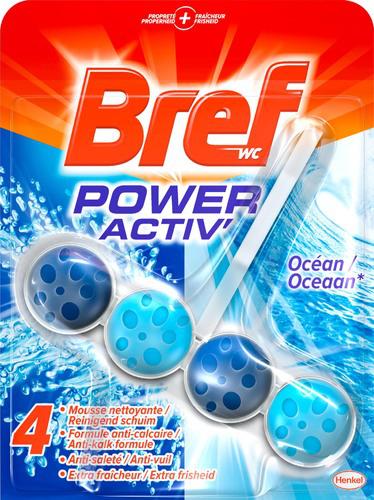 Bloc cuvette Power Activ Bref WC