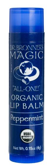 Jusqu'à 30% de remise sur une sélection de produits beauté - Ex : Baume à lèvres bio  Dr. Bronner
