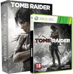 Tomb Raider Survival Edition sur XBOX 360