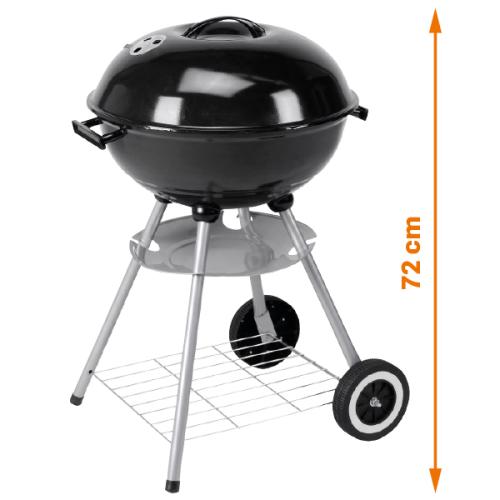 Barbecue rond Oslash (46 cm)