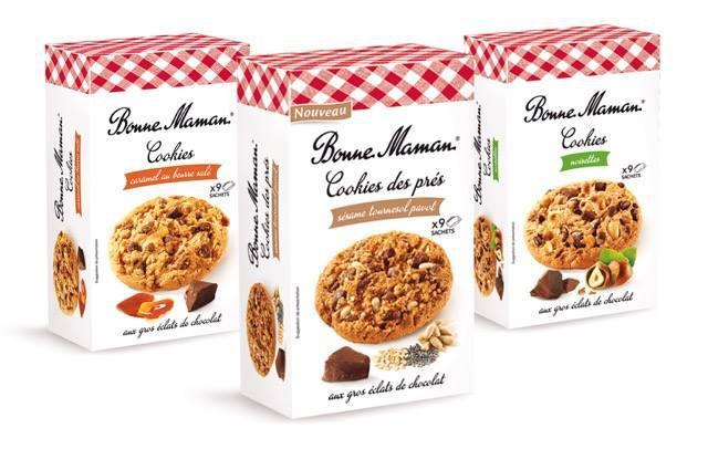 Distribution gratuite de cookies Bonne Maman à Nantes / Lille / Lyon / Paris