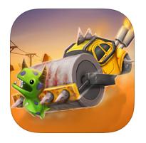 Jeu Monster Cake gratuit sur iOS (au lieu de 0.99 €)