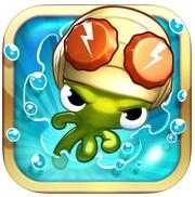 Jeux Squid, Squid II et Combo Crew gratuits sur iOS & Android