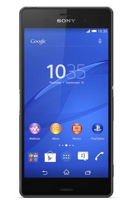 Smartphone Sony Xperia Z3 - Noir