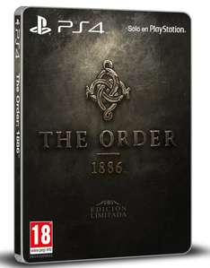 Jeu The Order: 1886 - Limited Edition sur PS4
