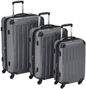 Ensemble de 3 valises à coque dure