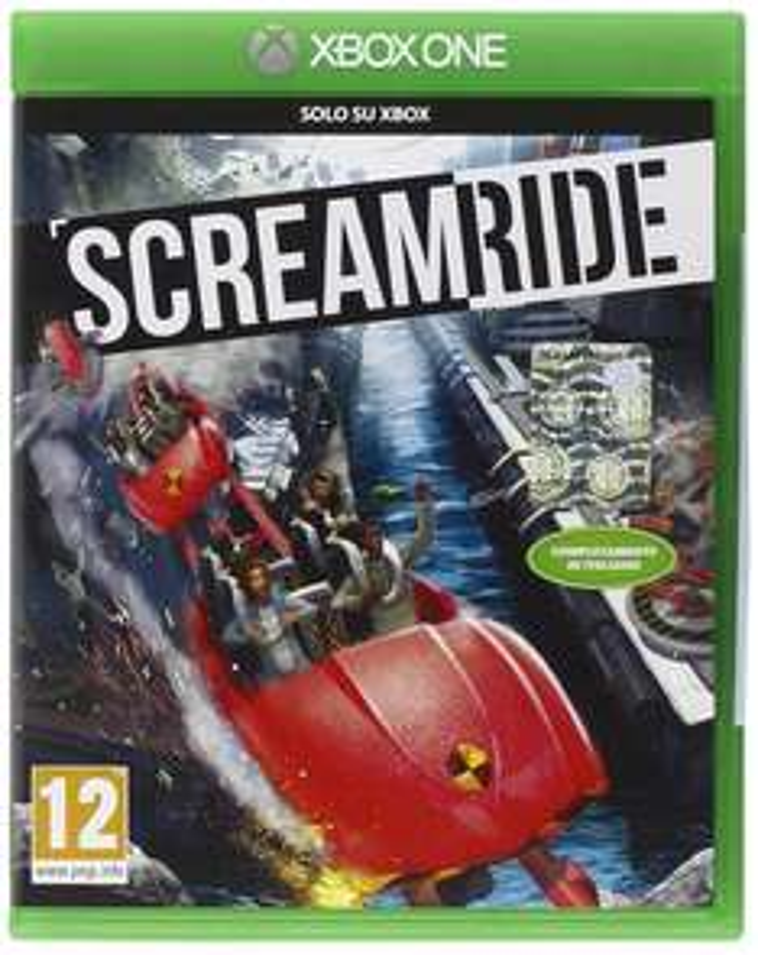 Scream Ride sur Xbox One