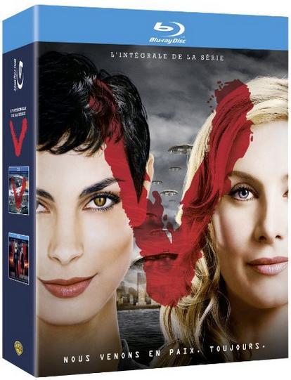 Coffret Blu-ray: V - L'intégrale de la série