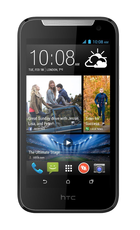 "Smartphone 4.5"" HTC Desire 310 - Blanc"