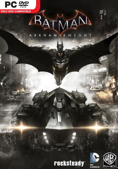 Précommande : Batman: Arkham Knight sur PC (Dématérialisé)