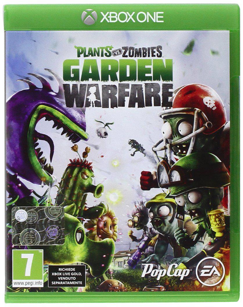 Plants Vs Zombies: Garden Warfare sur Xbox One