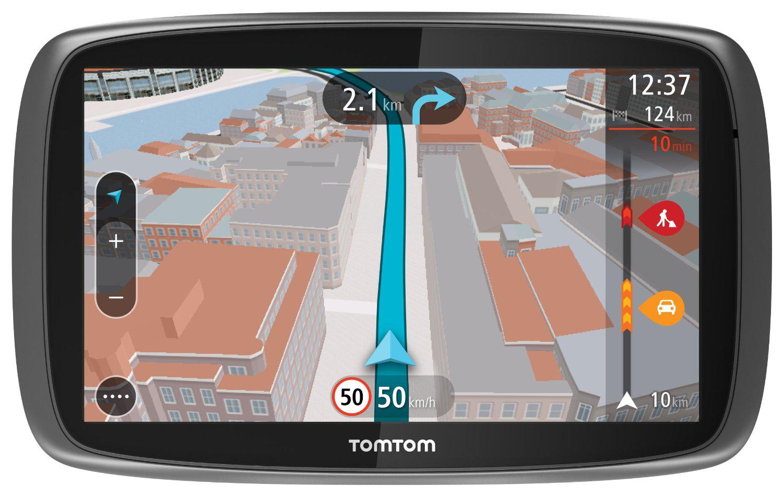 GPS TomTom Go 5000 Europe 45 - Cartographie et trafic à vie