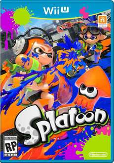 Jeu Nintendo Wii U Splatoon (via l'application Auchan Hypergames)