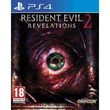 Jeu Resident Evil : Revelations 2 + Boitier Metal Exclusif