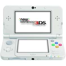 Console New Nintendo 3DS Blanche
