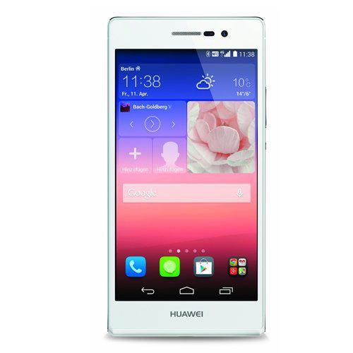"Smartphone 5"" Huawei Ascend p7 Blanc/Rose"