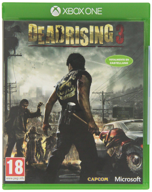 Jeu Dead Rising 3 sur Xbox One