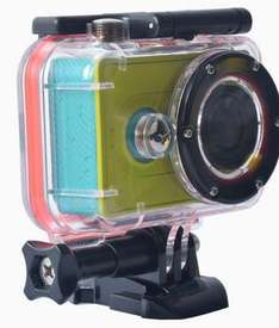Boitier étanche 60m non officiel pour Caméra Xiaomi Yi