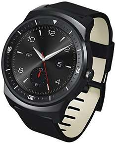 Montre connectée  LG G Watch R (ODR 30€)