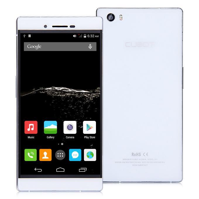 "Smartphone 5.5"" Cubot X11 - 16Go"
