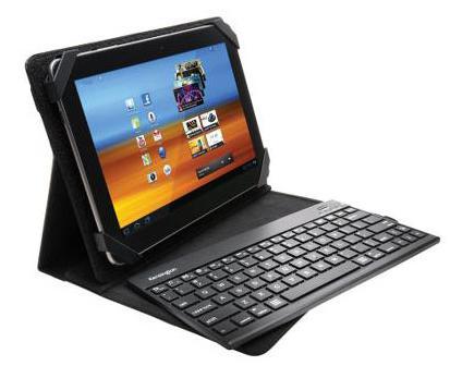 étui avec clavier Kensington Keyfolio Pro 2