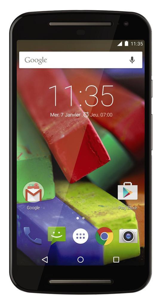 "Smartphone 5"" Motorola Moto G 4G 2nde Génération (ODR 30€)"