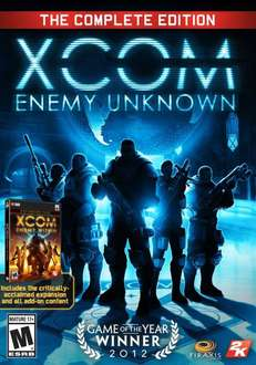 Jeu Xcom: Enemy Unknown - The Complete Edition