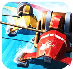 Jeu Slingshot Racing gratuit sur iOS (au lieu de 0.89€)