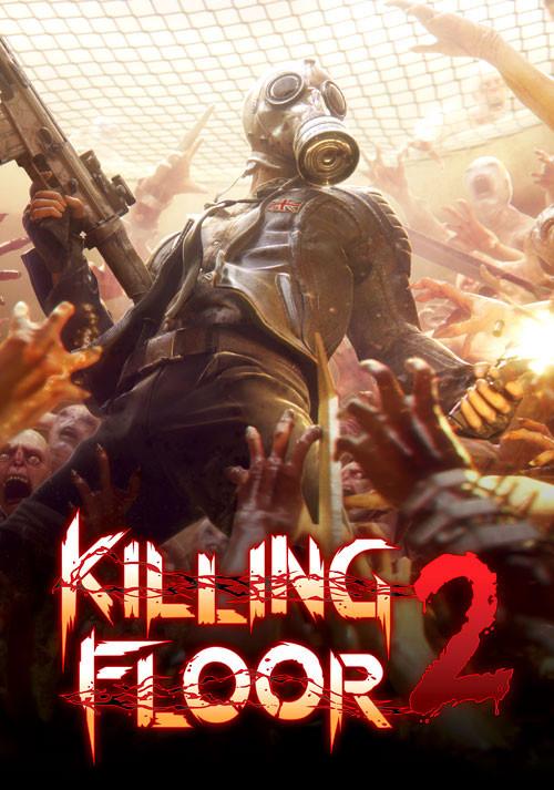 Killing Floor 2 Standard et Deluxe avec accès anticipé sur PC + 1 Killing Floor 1 offert (Dématérialisé - Steam)
