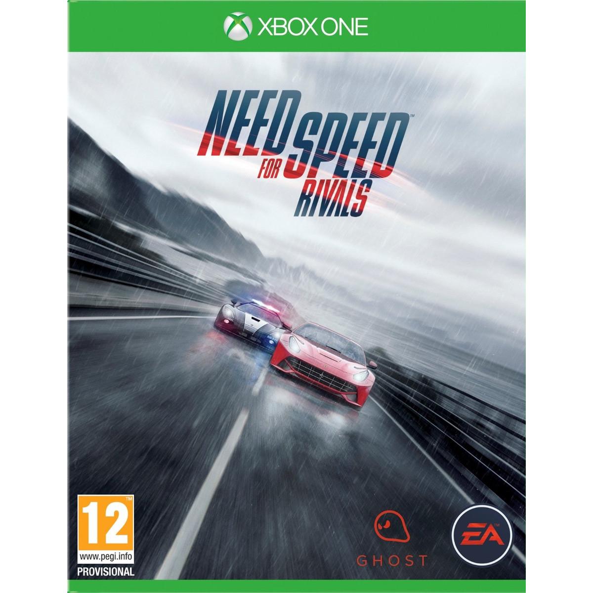 Sélection de Jeux Xbox One/PS4 à 19.99€ - Ex : Jeu Need For Speed Rivals sur  Xbox One