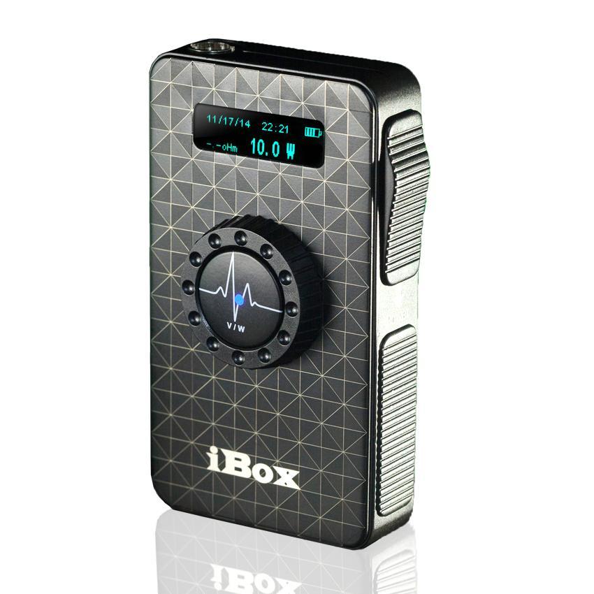 Mod Vision Vapros iBox 25W ou Clouper Mini 30 W