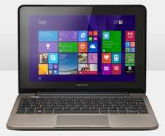 "Pc portable 10.1"" Medion Akoya E1231T (SSHD 500 Go, 4 Go Ram, Windows 8.1)"