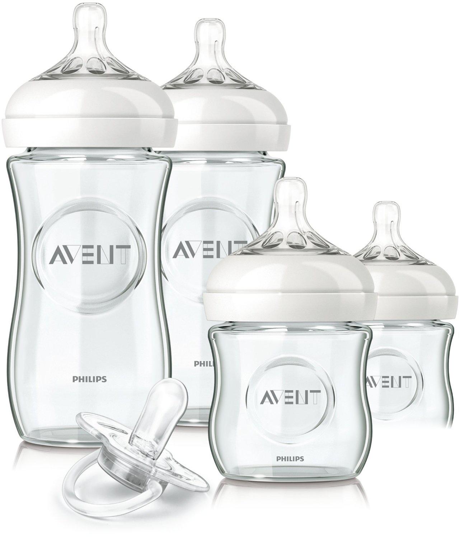 Avent Kit Philips nouveau-né Natural verre série limitée 30 ans