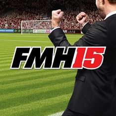 Jeu Android Football Manager Handheld 2015